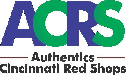 Authentics Cincinnati Red Shops